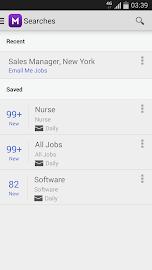Monster Job Search Screenshot 5