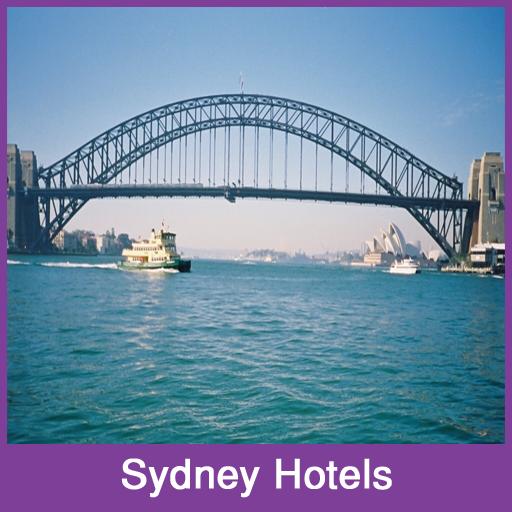 Sydney Hotels LOGO-APP點子