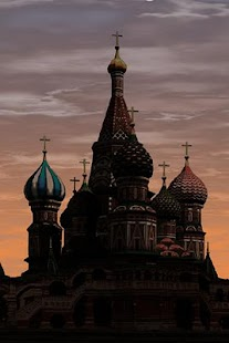 Moscow LWP ST. Basil`s Cathed.- screenshot thumbnail