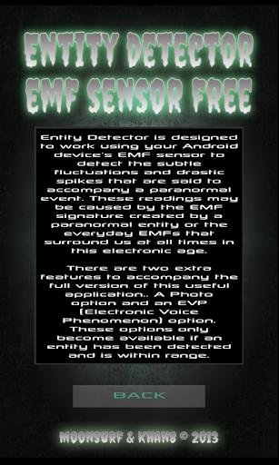 Entity Detector FREE|玩工具App免費|玩APPs