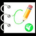 Calligraphic icon
