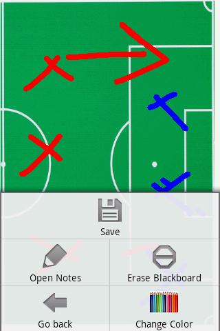 Sport Strategy Playmaker - screenshot