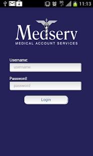 Medserv UK- screenshot thumbnail