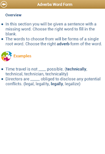 Grammar Up Lite- screenshot thumbnail