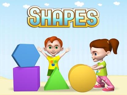 Shapes - Lite Autism Series