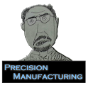 Precision Manufacturing icon