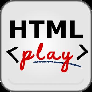 HTML play (Pro) 生產應用 App LOGO-APP試玩