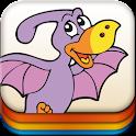 Jeux de dinosaure: Memo icon