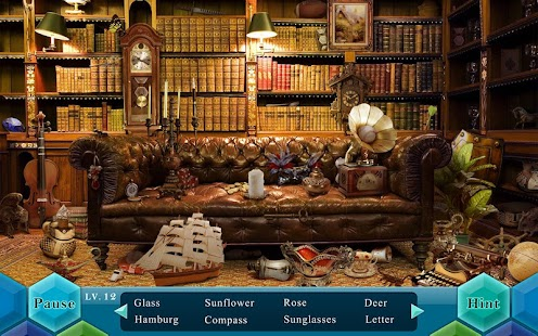 Hidden Objects- screenshot thumbnail