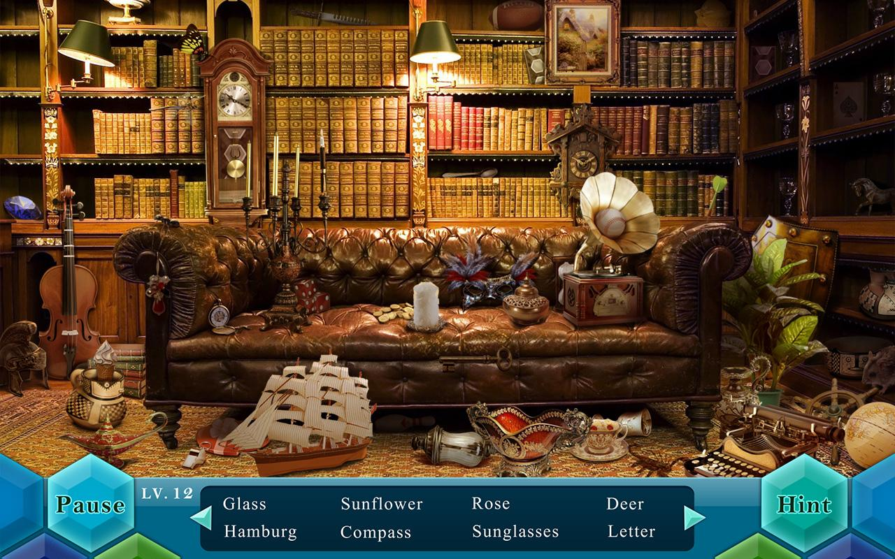 Hidden Objects - screenshot