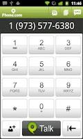 Screenshot of Phone.com - Mobile Office