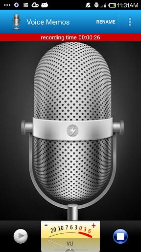 語音備忘錄 Voice Recorder
