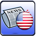 USA News in App-Adfree logo