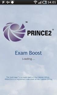 PRINCE2 ExamBoost Pro- screenshot thumbnail