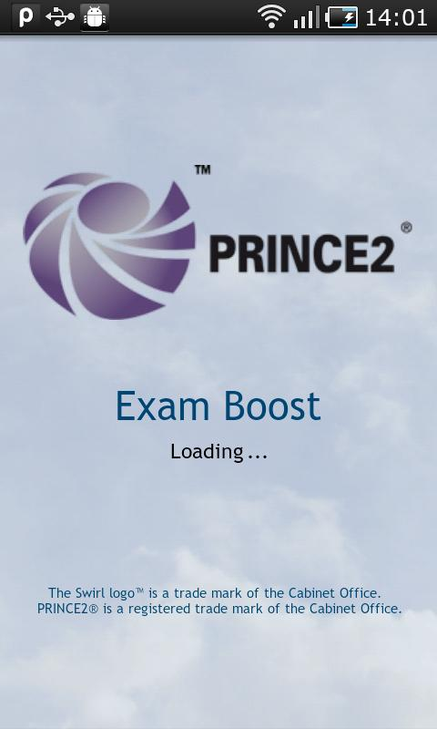 PRINCE2 ExamBoost Pro- screenshot