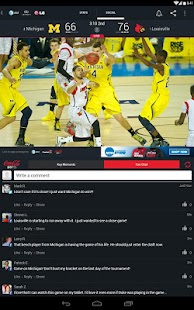 NCAA March Madness Live Screenshot 21