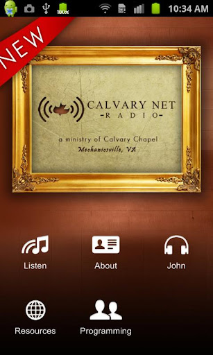CalvaryNetRadio