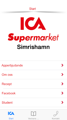 ICA Supermarket Simrishamn