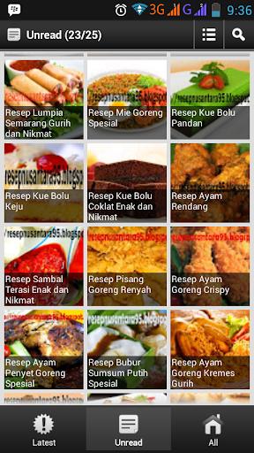 【免費新聞App】Resep Nusantara-APP點子