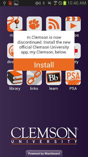 m.Clemson