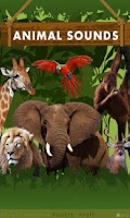 Screenshot of Animal Sounds for Kids Free