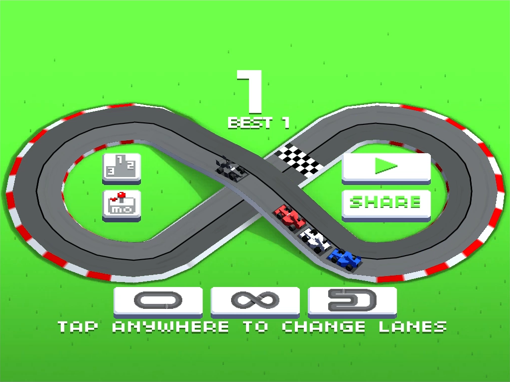 Wrong Way Racing - screenshot