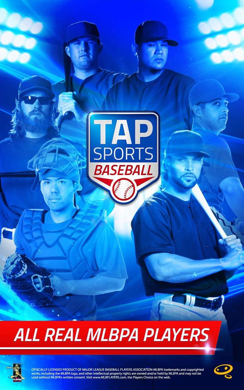 TAP SPORTS BASEBALL screenshot #1