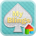 My Blings Dodol Theme icon