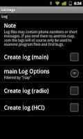 Screenshot of Bluetooth SIM Access Profile