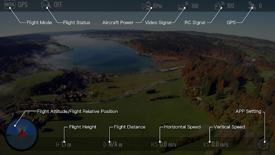 DJI Lightbridge- screenshot thumbnail