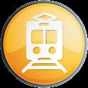 BLOCCO 鉄道運行情報 logo
