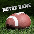 Schedule Notre Dame Football icon