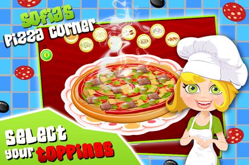 索菲亞的比薩餅