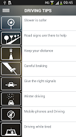 Screenshot of AXA Drive AS