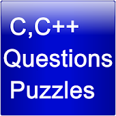 C,C++ Questions,Puzzles