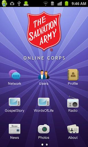 OnlineCorps