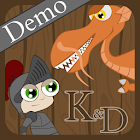Knight and Dragons Demo icon