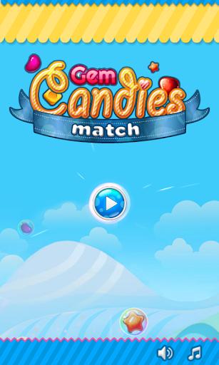 Gem Candies Match