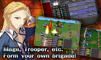 RPG Chrome Wolf - KEMCO APK screenshot thumbnail 3