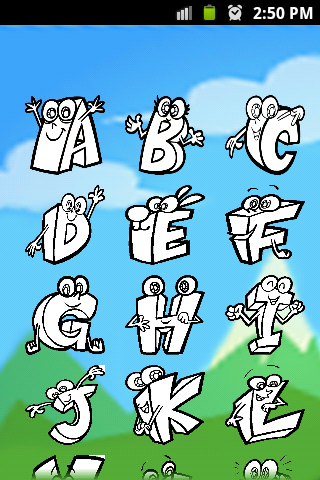 Learn and Play with Letters