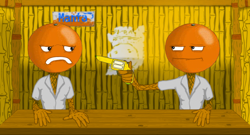 【免費動作App】Orange Roulette-APP點子