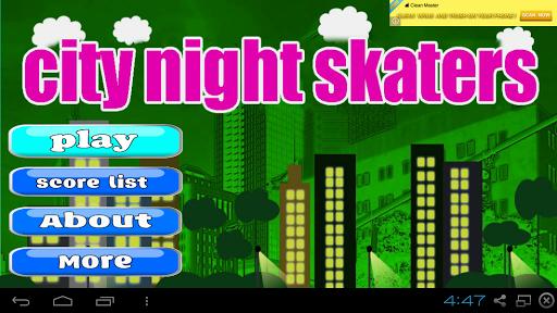 City Night Skater