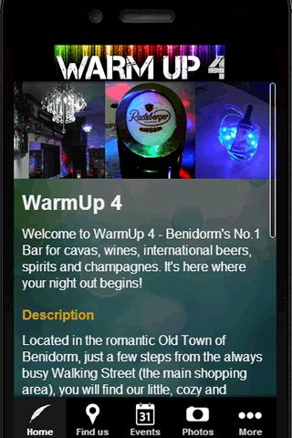 WarmUp 4