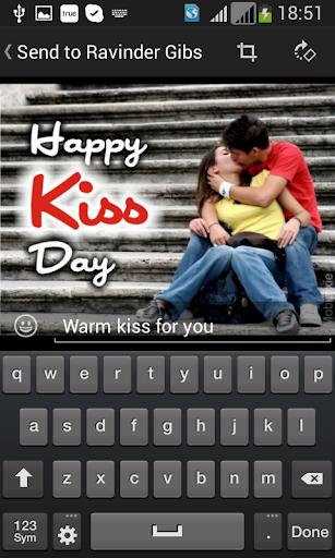Kiss Day eCards Greetings