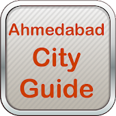 ahmedabad city guide map