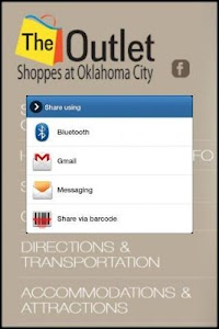 Outlet Shoppes at OKC Premium screenshot 1