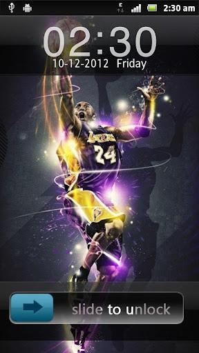 Kobe Bryant Golocker