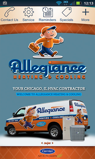 Allegiance Heating Cooling