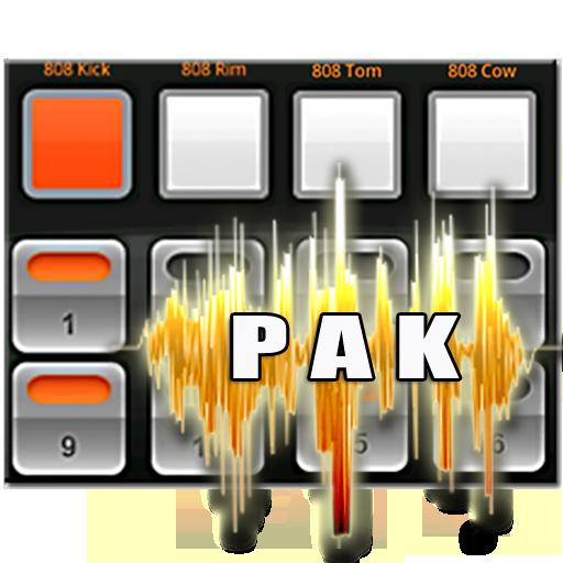 Electrum Pak  DrumLoops