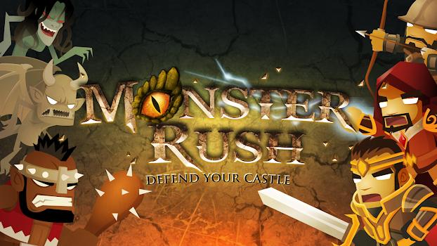 Monster Rush!